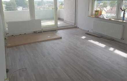 Sanierte 4-Zimmer-Penthouse-Wohnung mit Balkon in Riedlingen