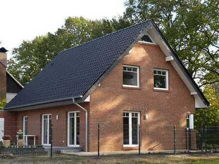 Neubau eines Einfamilienhauses in Poppenbüttel