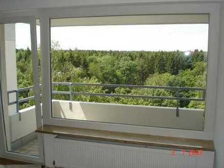 Ruhige 3-Zimmer Wohnung mit Blick ins Grüne/ Inklusivmiete