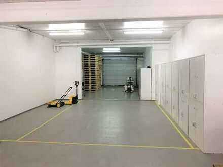 Nähe Wiesloch/Heidelberg günstige Service-/Produktionsflächen