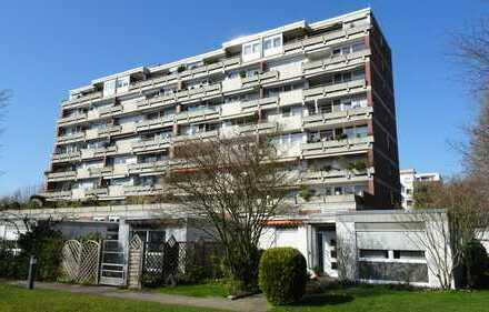 Freundliche 4-Zimmer-Wohnung mit Balkon in Werne