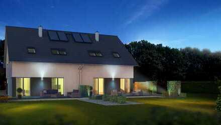 Zwei Familien unter einem Dach *** Aktionshaus technikfertig inkl. Grundstück