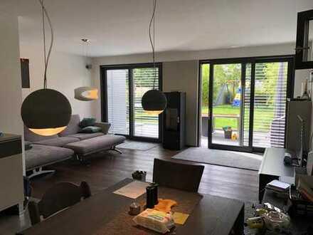 Stilvolle moderne DHH in Schwabing- Freimann