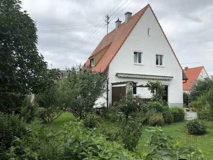 EINMALIGE CHANCE - Augsburg/Neusäß in der beliebten Eisenbahnersiedlung Haus zu vermieten