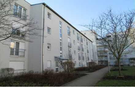 Mannheim – Käfertal (im Rott): 2ZKDB Erdgeschosswohnung