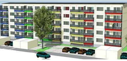 Wir bauen Ihre 2-Raum-Maisionettewohnung, jetzt vormerken lassen und 2021 einziehen