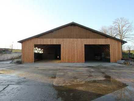 3 Lagerhallen + Freifläche, 25 km westl. München