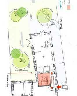 GEWERBERAUM im ehemaligen Zöblitzer Rathaus zu vermieten