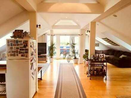 Herrliche Wohnung mit Sonnen-Terrasse!