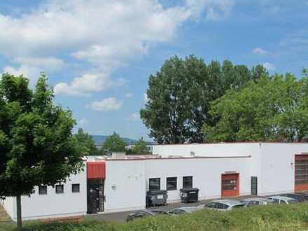 Halle und Büro - Handwerk, Produktion, Kleinlogistik, Werkstatt - Industriegebiet Waldau