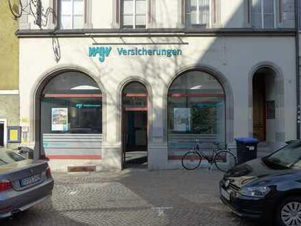 Bürofläche in denkmalgeschütztem Gebäude in 1A-Lage von Leutkirch zu vermieten