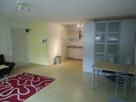 Ansprechende 1-Zimmer-Wohnung mit Einbauküche in Leinach