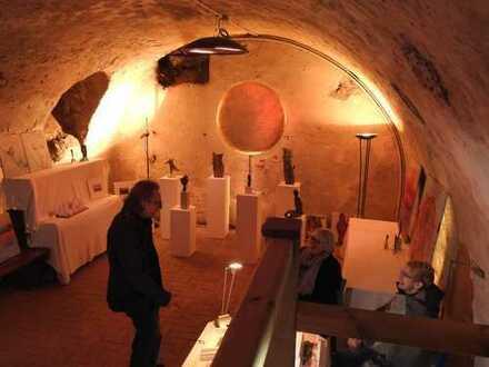 Historisches Anwesen für Feste, Seminare, Weinproben, Ausstellungen etc. zu mieten