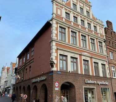 Attraktive Handelsfläche in bester Geschäftslage von Lüneburg