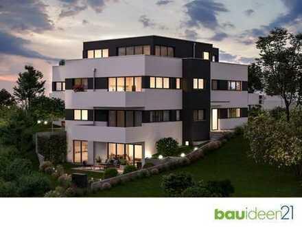+++ Großer Balkon im exklusiven NEUBAU +++