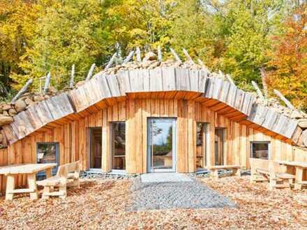 Schullandheim im Naturpark Rhön mit 6 individuellen Häusern! Gebotsverfahren mit Nachnutzungskonzept
