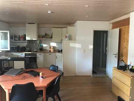 Exklusive, neuwertiges 1-Apartment mit Einbauküche in Linkenheim-Hochstetten