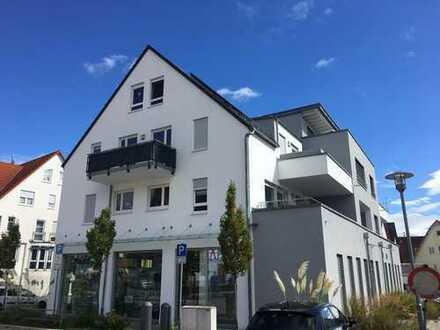 Stilvolle, neuwertige 3 -Zimmer-Wohnung mit Balkon und EBK in Gäufelden