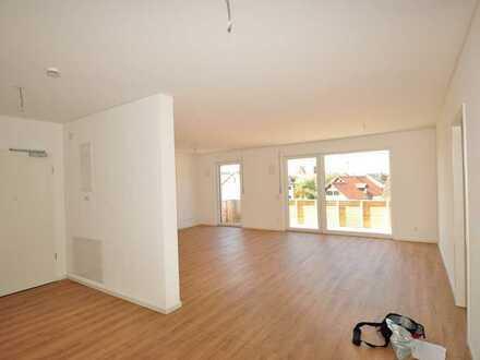 Neuwertige 3 ZKB-Wohnung mit großem Balkon, top Ausstattug, EBK-Ablöse mögl, zzgl. Garage in Kissing