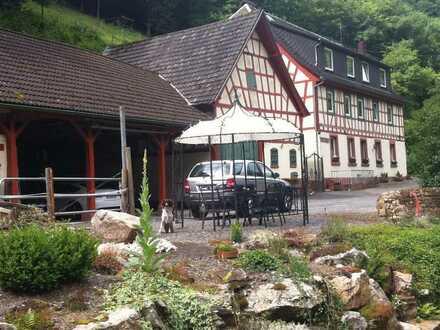 100 qm Wohnung in idyllisch gelegener Mühle, ideal für 2 Personen
