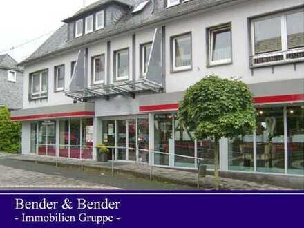 1-2 Geschäfts-/Büroflächen vielseitig nutzbar - zu vermieten 1A-Lage in Bad Marienberg