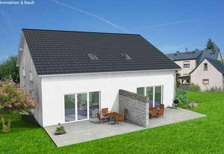 Wohnung No.1 mit großem Grundstücksanteile, Keller und Garage im Haus