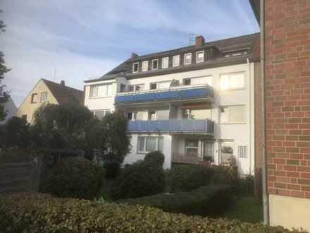 Modernisierte 2-Zimmer Wohnung im EG, Bremen-Blumenthal