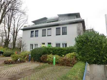 Lazarettgarten - Moderne Etagenwohnung im Penthousestil