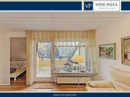 Klein & Fein: 1-Raum-Appartement