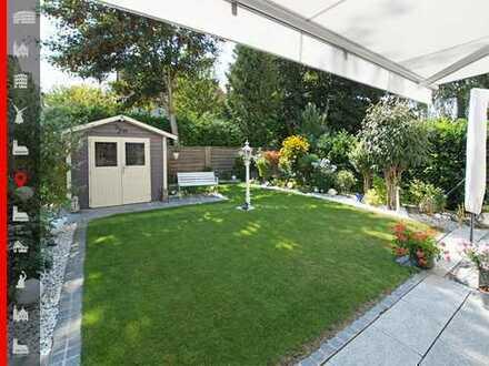 Renditestarkes Investment! Moderne Gartenwohnung mit hochwertigem Hobbyraum zur reinen Kapitalanlage