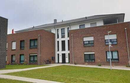 Exklusive 2-Zi-Wohnung, Balkon, Einbauküche, Fußbodenheizung, DSL, TV-SAT, zentral in Lohne
