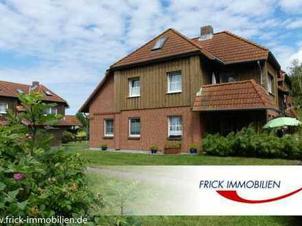 Insel Fehmarn - Modernisierte 3 Zi.-Wohnung mit Terrasse und Stellplatz