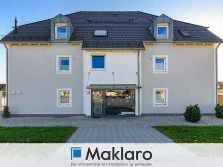 +++ Top-moderne Wohlfühloase für Erstkäufer +++3-Zimmer-Eigentumswohnung mit Balkon und Garage