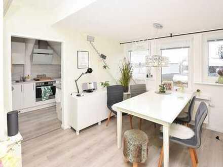 Wunderschöne, helle 3,5-Zimmer-Maisonette-Wohnung