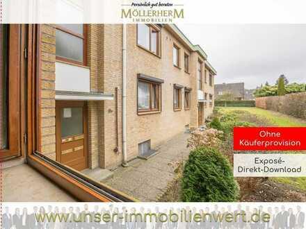 Wohnen am Riesebusch - Eigentumswohnung mit Balkon und Garage - modernisierungsbedürftig