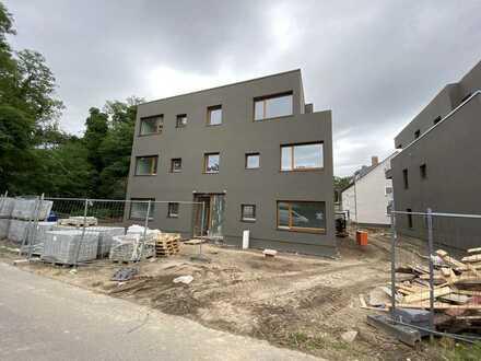 +++ERSTBEZUG - Wunderschöne Neubau Wohnung mit Küche, Balkon, Stellplatz im Grünen +++