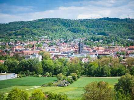 """Exklusives Wohnbaugrundstück am """"Eichenbach-Hang"""""""
