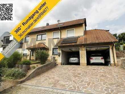 Großes Wohnen für Große Familien: 9-Zimmer-EFH mit Garten!
