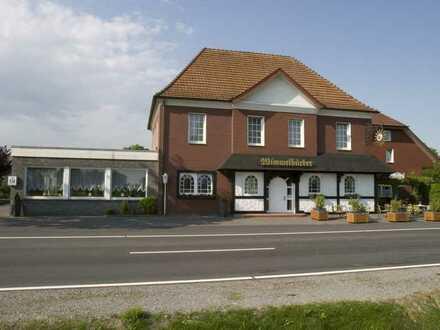 Traditionelles Gastronomieobjekt (Restaurant/Gaststätte) in Rietberg