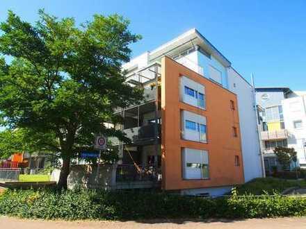 Helle 2-Zimmer EG-Wohnung in Laupheim