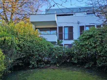 Vermietete Wohnung mit Aussicht in Blankenese