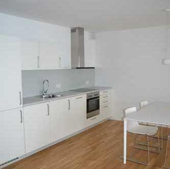 Exklusive 2.- Zimmer Wohnung mit hochwertiger Ausstattung und Balkon in top Citylage