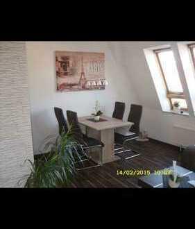 Dessau- Nord, 3- Zimmer Dachgeschosswohnung mit Balkon