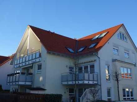Besondere exklusive 4,5 Zimmer Maisonette Baujahr 2009 mit Dachterrasse und Loggia