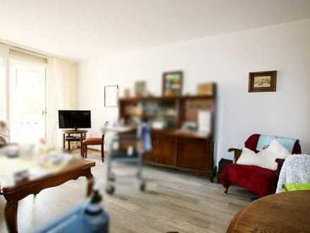 Geräumige 2-Zimmer-Wohnung mit 2 Balkonen nähe MHH!