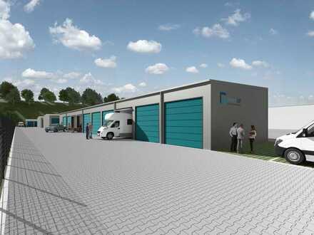 smartUP - XXL Garage, Lager, Halle, Logistikfläche, Wohnmobilstellplatz