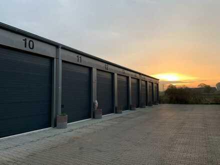 !!!NEU!!! XXL Garagen, Lagerplatz, Für Wohnwagen, Wohnmobile, Boote, Oldtimer, Privat und Gewerbe