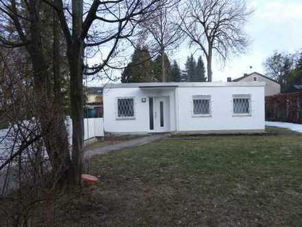 Schöne bungalow-wohnung in München, Fürstenried