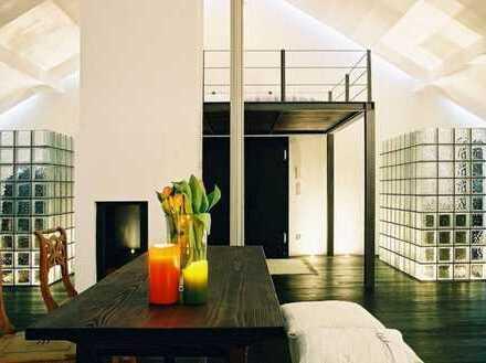 Modernes Wohnen in Hof-Idylle