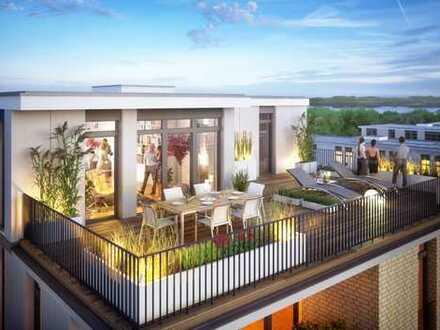 Exklusives Penthouse mit spektakulärer Aussicht